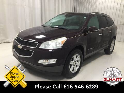 2009 Chevrolet Traverse for sale at Elhart Automotive Campus in Holland MI