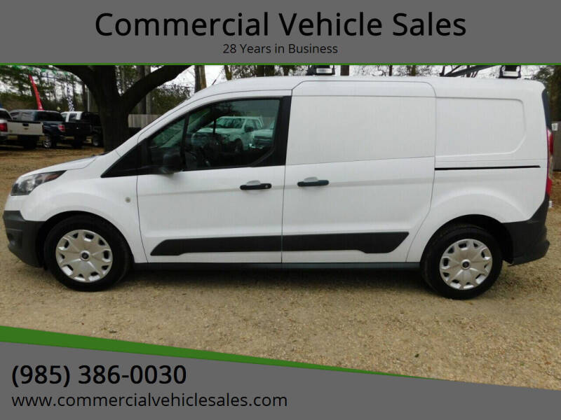 2015 Ford Transit Connect Cargo for sale at Commercial Vehicle Sales in Ponchatoula LA