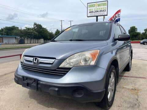 2009 Honda CR-V for sale at Shock Motors in Garland TX