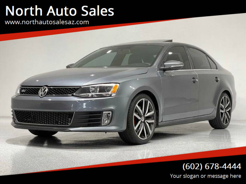 2013 Volkswagen Jetta for sale at North Auto Sales in Phoenix AZ