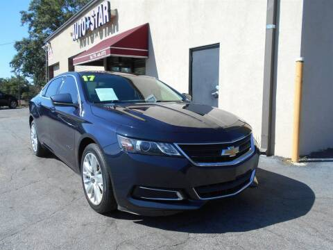 2017 Chevrolet Impala for sale at AutoStar Norcross in Norcross GA