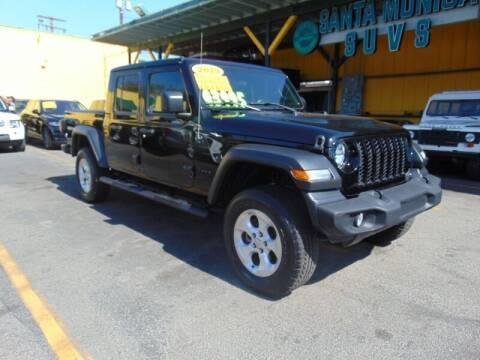 2020 Jeep Gladiator for sale at Santa Monica Suvs in Santa Monica CA