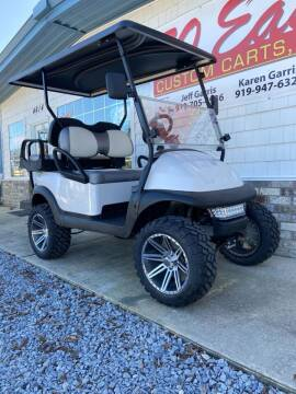 2017 Club Car PRECEDENT    --  SOLD for sale at 70 East Custom Carts LLC in Goldsboro NC