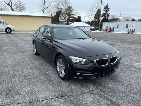 2016 BMW 3 Series for sale at Jackie's Car Shop in Emigsville PA
