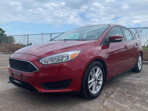 2016 Ford Focus for sale at Speedy Auto Sales in Pasadena TX