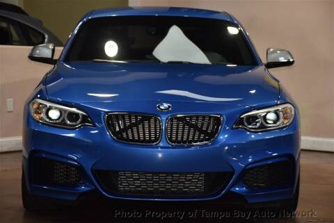 2016 BMW 2 Series for sale at Tampa Bay AutoNetwork in Tampa FL