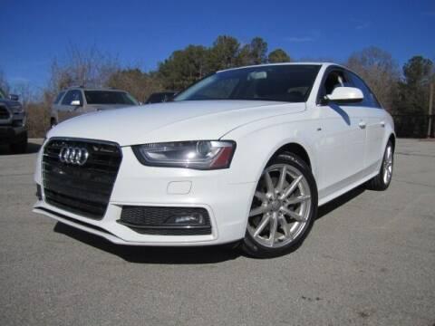2014 Audi A4 for sale at Atlanta Luxury Motors Inc. in Buford GA