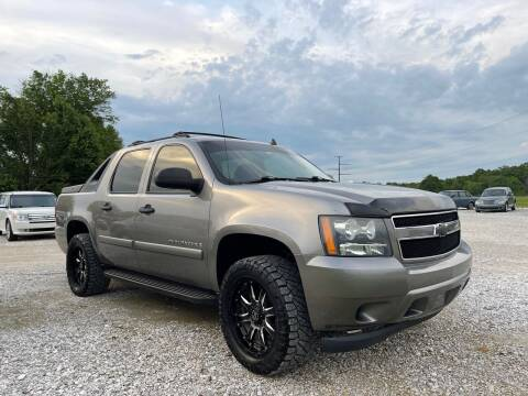 2008 Chevrolet Avalanche for sale at Champion Motorcars in Springdale AR