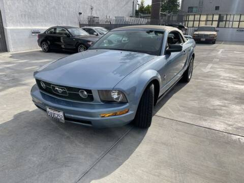 2006 Ford Mustang for sale at Hunter's Auto Inc in North Hollywood CA