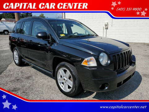 2010 Jeep Compass for sale at CAPITAL CAR CENTER in Providence RI