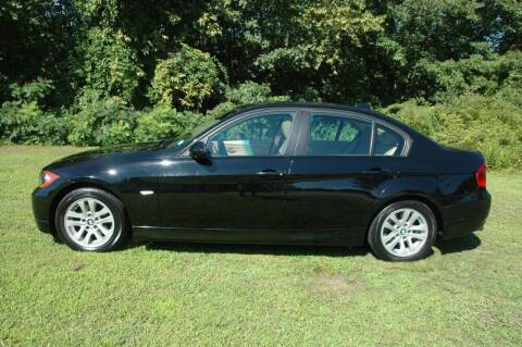 2007 BMW 3 Series for sale at Bruce H Richardson Auto Sales in Windham NH