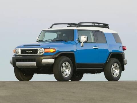2014 Toyota FJ Cruiser for sale at Hi-Lo Auto Sales in Frederick MD