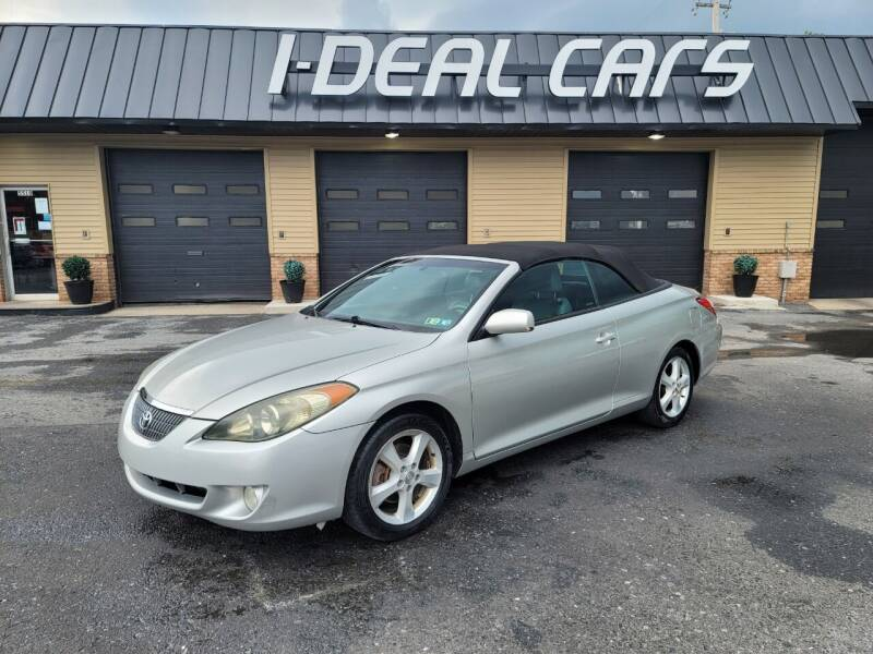 2006 Toyota Camry Solara for sale at I-Deal Cars in Harrisburg PA