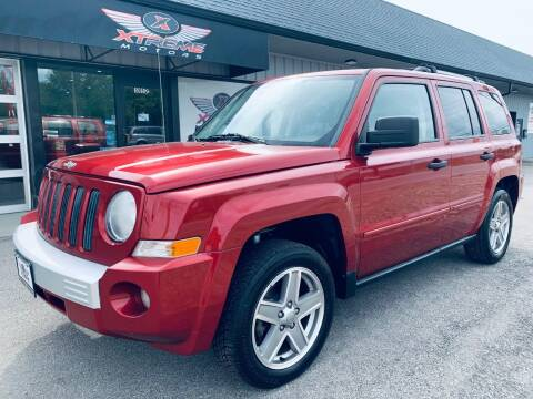 2007 Jeep Patriot for sale at Xtreme Motors Inc. in Indianapolis IN