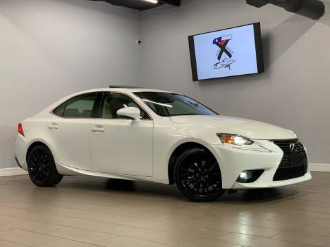 2015 Lexus IS 250 for sale at TX Auto Group in Houston TX