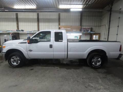 2011 Ford F-250 Super Duty for sale at Alpha Auto - Mitchell in Mitchel SD