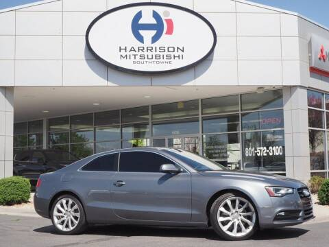 2014 Audi A5 for sale at Harrison Imports in Sandy UT
