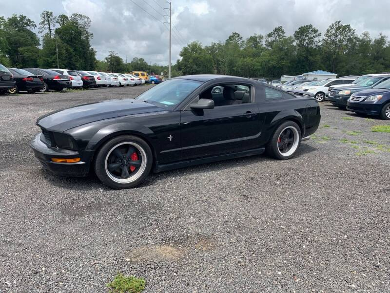 2005 Ford Mustang for sale at Popular Imports Auto Sales in Gainesville FL