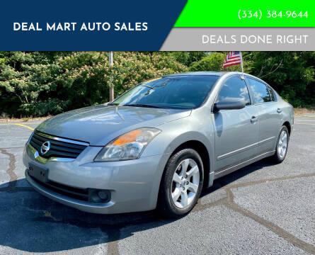 2008 Nissan Altima for sale at Deal Mart Auto Sales in Phenix City AL