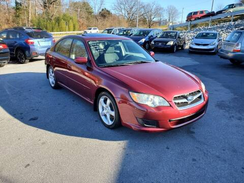 2009 Subaru Legacy for sale at DISCOUNT AUTO SALES in Johnson City TN
