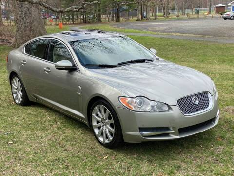 2010 Jaguar XF for sale at Choice Motor Car in Plainville CT
