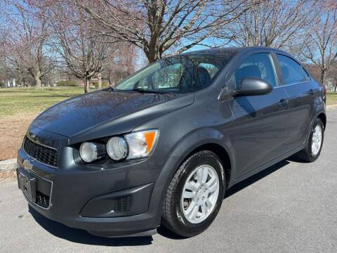 2014 Chevrolet Sonic for sale at NEW ENGLAND AUTO MALL in Lowell MA