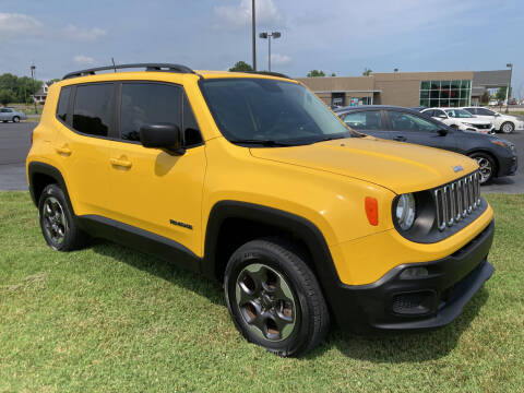 2017 Jeep Renegade for sale at McCully's Automotive - Trucks & SUV's in Benton KY