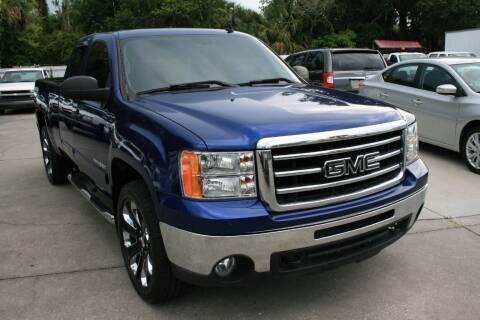 2013 GMC Sierra 1500 for sale at Mike's Trucks & Cars in Port Orange FL