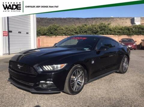 2016 Ford Mustang for sale at Stephen Wade Pre-Owned Supercenter in Saint George UT
