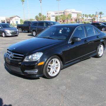 2014 Mercedes-Benz C-Class for sale at Charlie Cheap Car in Las Vegas NV
