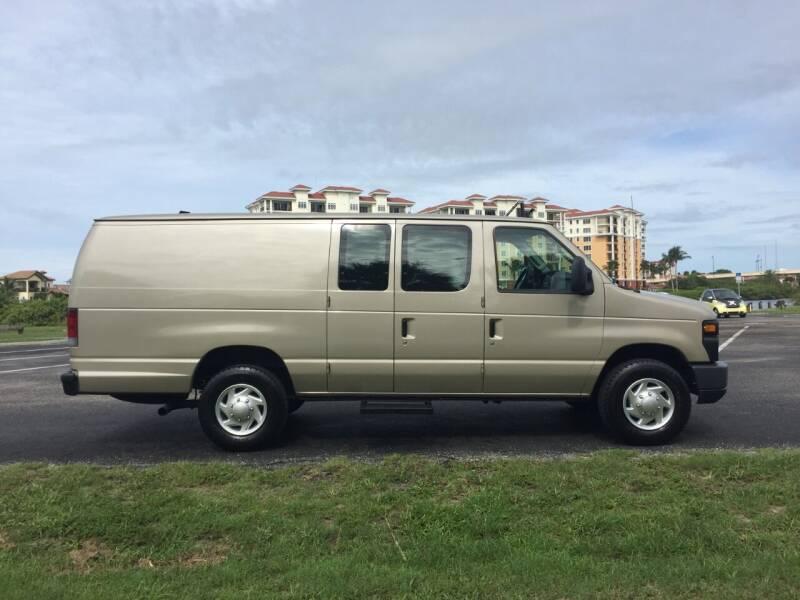 2011 Ford E-Series Cargo for sale at Mason Enterprise Sales in Venice FL