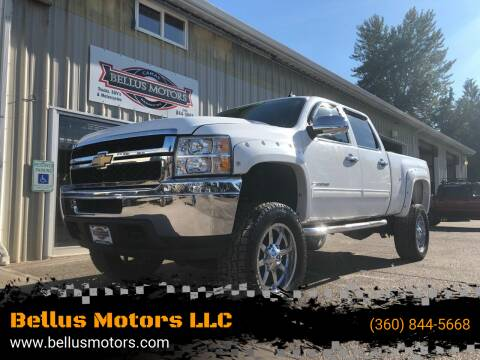 2014 Chevrolet Silverado 2500HD for sale at Bellus Motors LLC in Camas WA