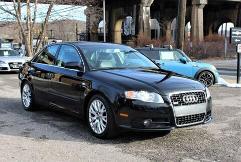 2008 Audi A4 for sale at Cutuly Auto Sales in Pittsburgh PA