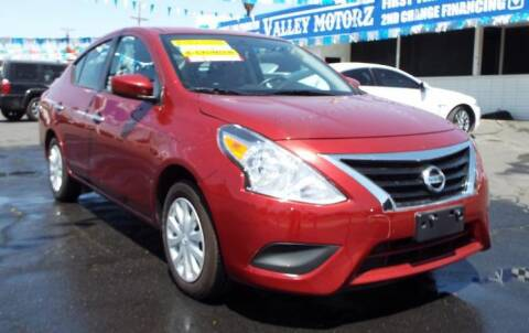 2019 Nissan Versa for sale at 559 Motors in Fresno CA
