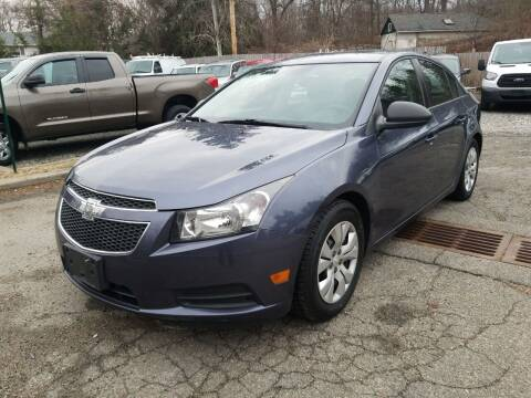 2014 Chevrolet Cruze for sale at AMA Auto Sales LLC in Ringwood NJ