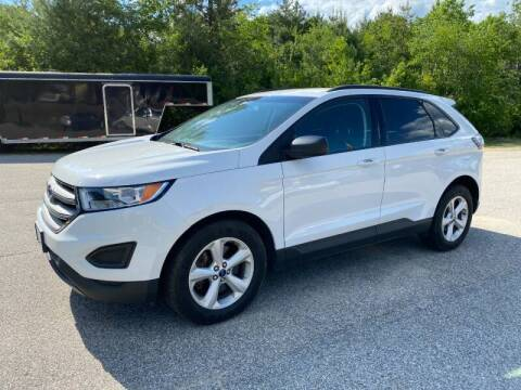 2016 Ford Edge for sale at Downeast Auto Inc in South Waterboro ME