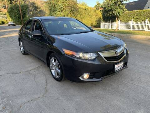 2013 Acura TSX for sale at Hunter's Auto Inc in North Hollywood CA