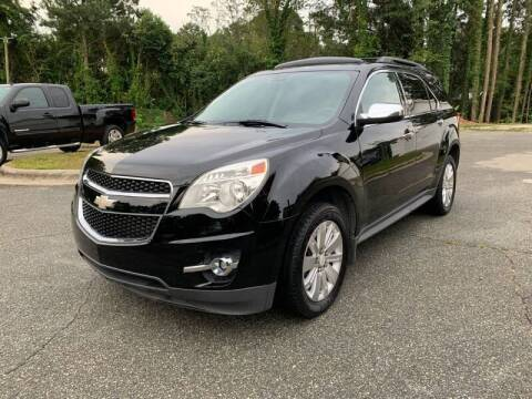 2011 Chevrolet Equinox for sale at Triangle Motors Inc in Raleigh NC