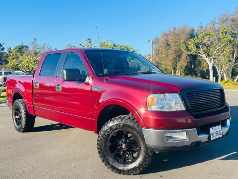 2005 Ford F-150 for sale at Automaxx Of San Diego in Spring Valley CA
