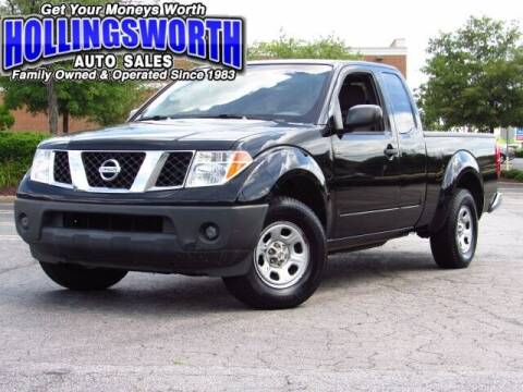 2007 Nissan Frontier for sale at Hollingsworth Auto Sales in Raleigh NC