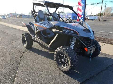 2021 CFmoto ZForce 950 for sale at WolfPack PowerSports in Moses Lake WA