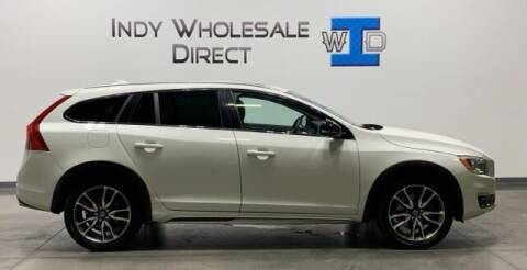 2016 Volvo V60 Cross Country for sale at Indy Wholesale Direct in Carmel IN