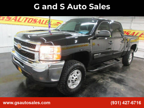 2014 Chevrolet Silverado 2500HD for sale at G and S Auto Sales in Ardmore TN