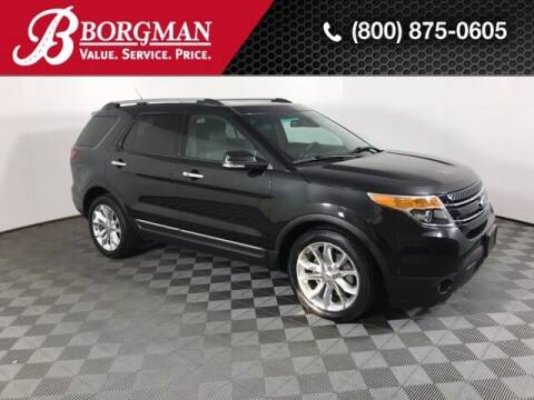 2014 Ford Explorer for sale at BORGMAN OF HOLLAND LLC in Holland MI