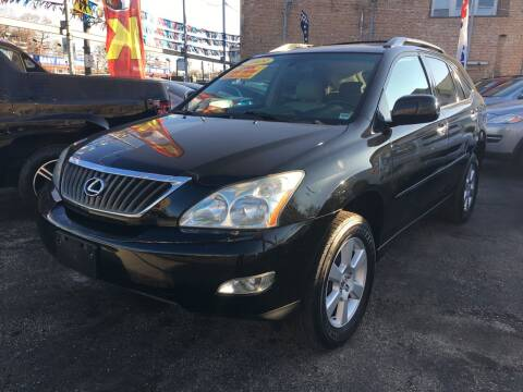 2009 Lexus RX 350 for sale at Jeff Auto Sales INC in Chicago IL