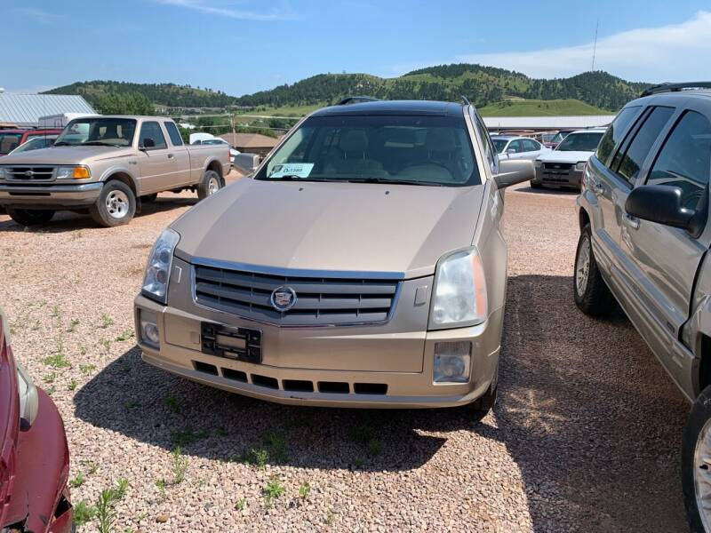 2005 Cadillac SRX for sale at Pro Auto Care in Rapid City SD