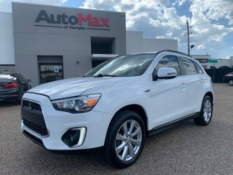 2015 Mitsubishi Outlander Sport for sale at AutoMax of Memphis - V Brothers in Memphis TN