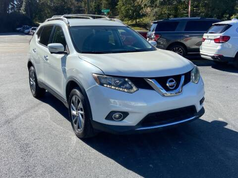 2015 Nissan Rogue for sale at Luxury Auto Innovations in Flowery Branch GA