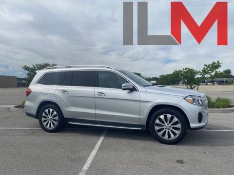 2017 Mercedes-Benz GLS for sale at INDY LUXURY MOTORSPORTS in Fishers IN
