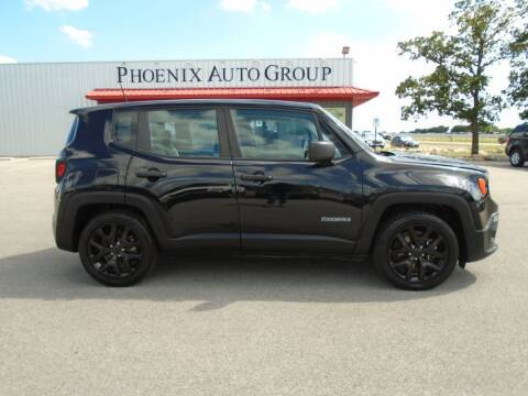 2015 Jeep Renegade for sale at PHOENIX AUTO GROUP in Belton TX
